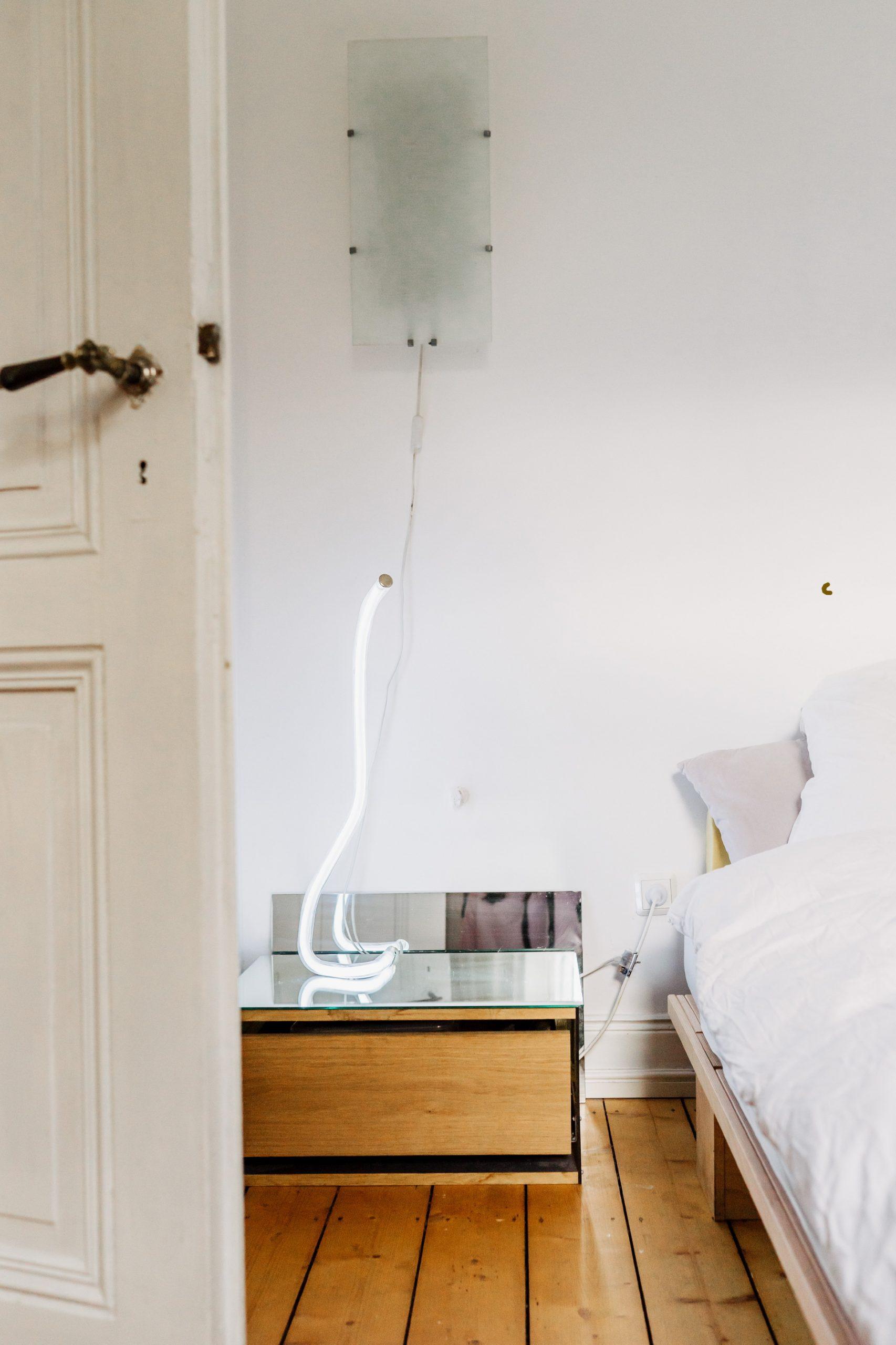 Schlafzimmer von Hannah Kuhlmann