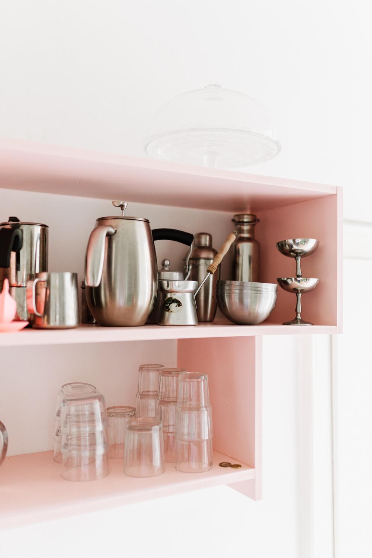 Küchenregal bei Hannah Kuhlmann