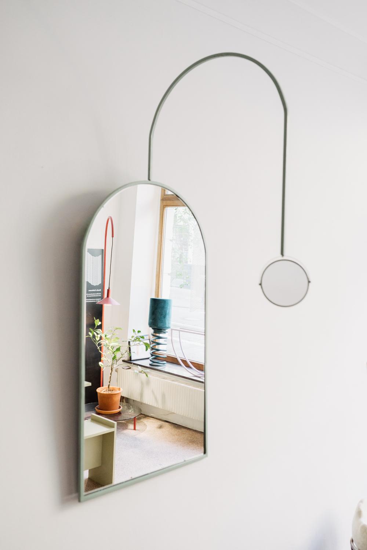 Wandspiegel von Hannah Kuhlmann