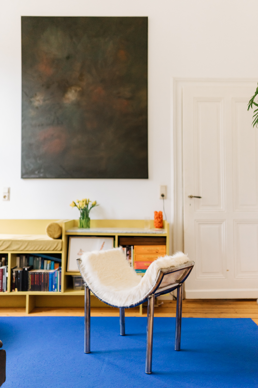 Sitzobjekt von Hannah Kuhlmann
