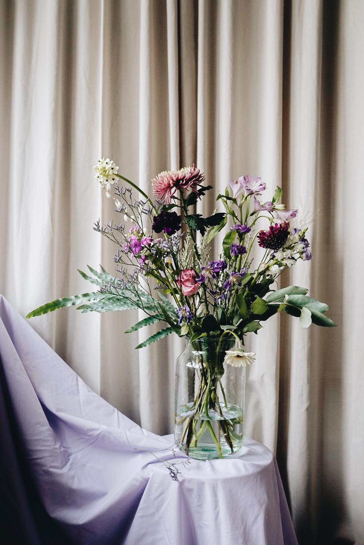 MIt frischen Blumen den Lockdown versüßen